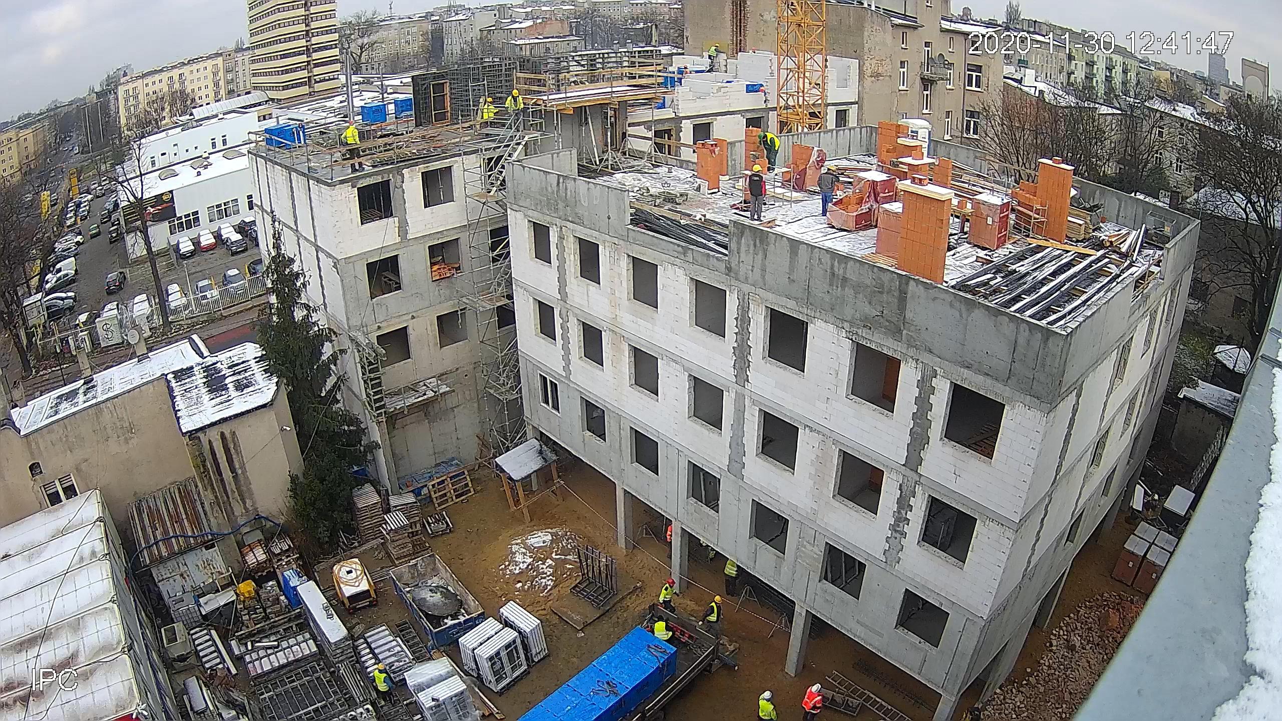 mini akademik w budowie