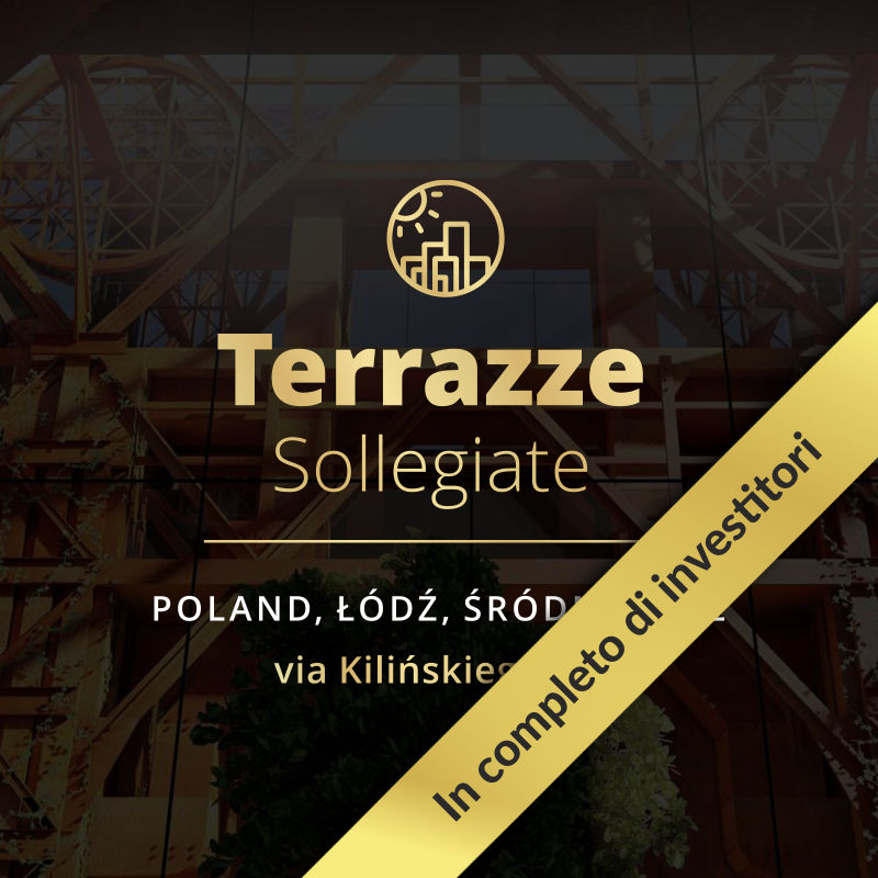 Terrazze Sollegiate,Łódź-Śródmieście